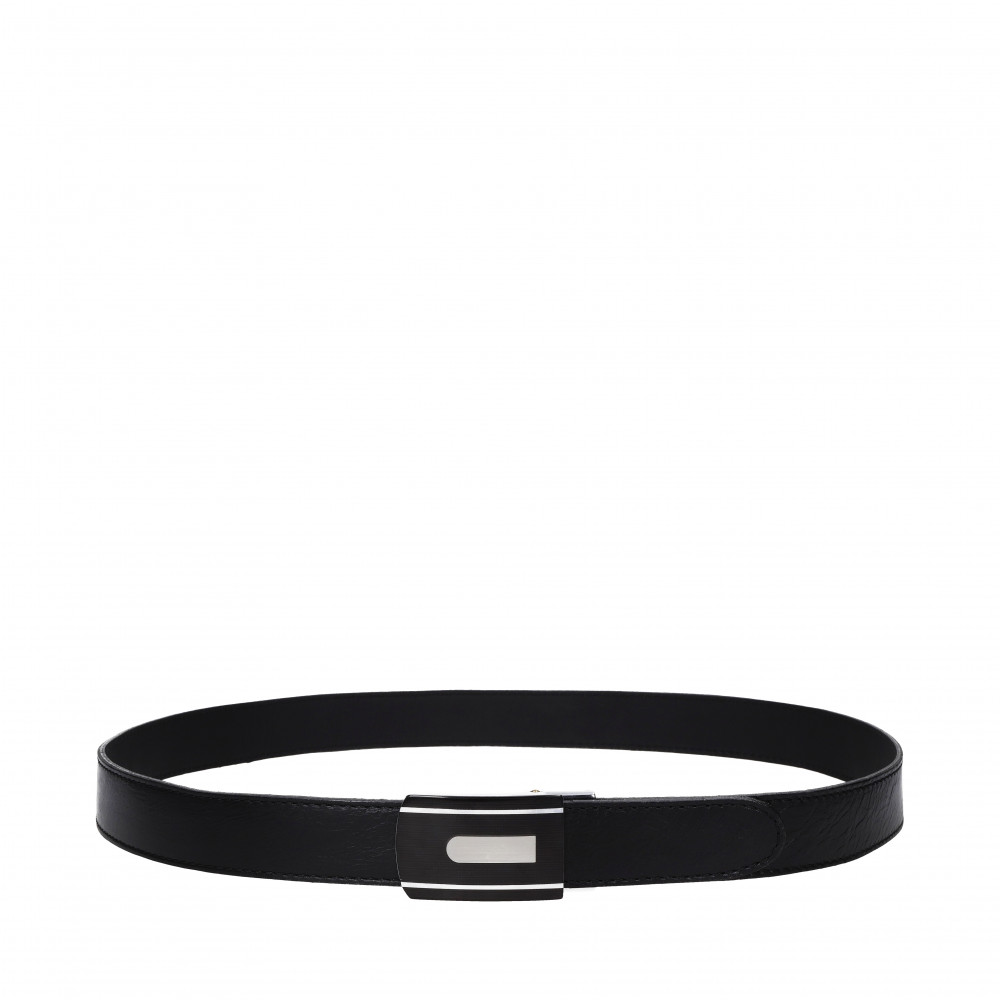 MEN'S BELT II. Black