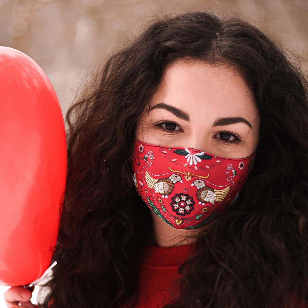 """RÚŠKO Srdce Európy """"červené"""""""