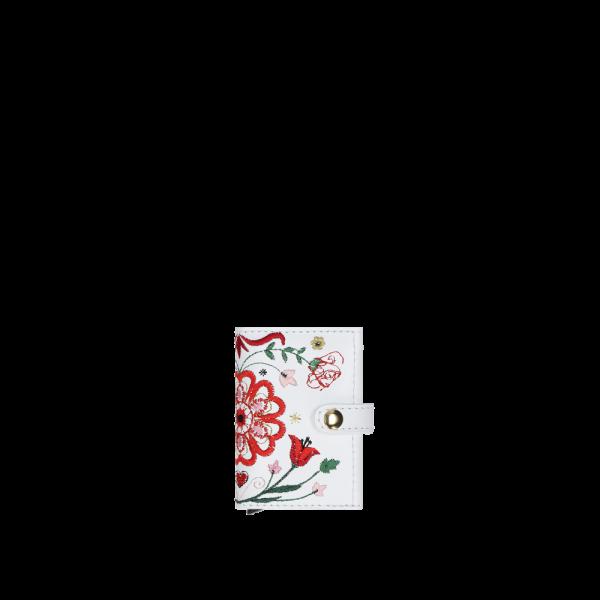 """CARD HOLDER HEART OF EUROPE """"WHITE"""""""