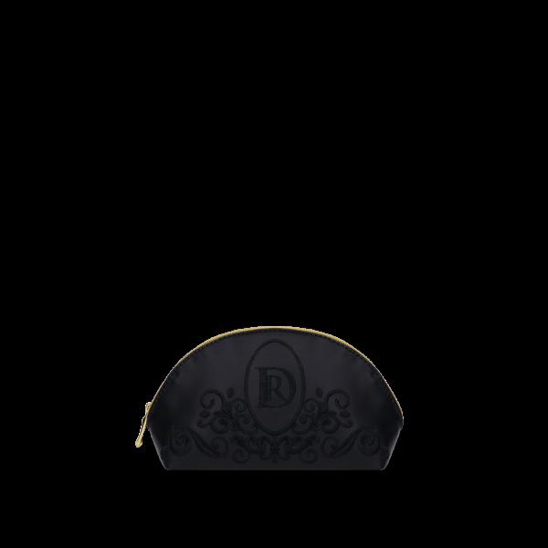 "COSMETIC BAG ""Princessa"" Black"